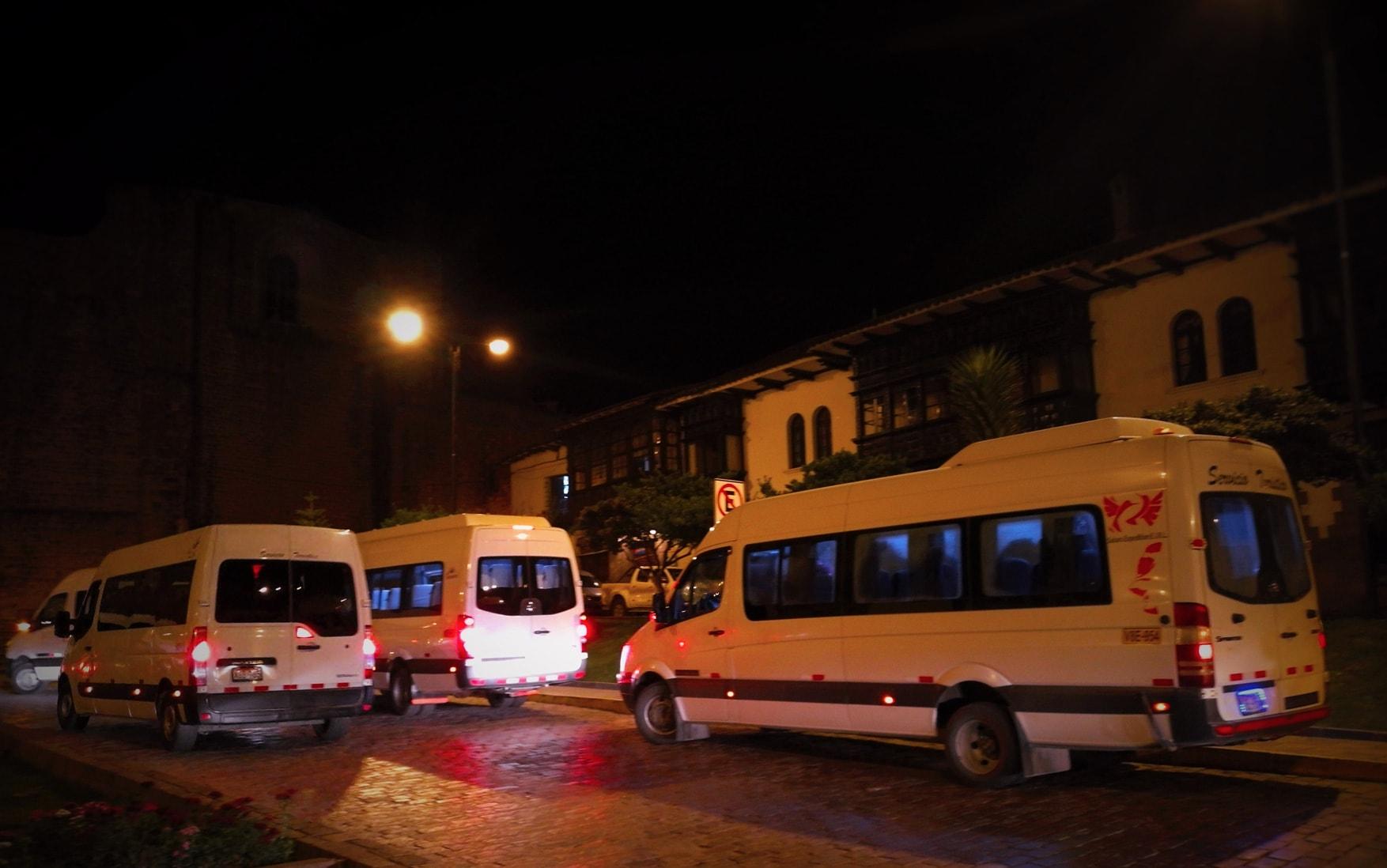 Tours Machu Picchu en Bus